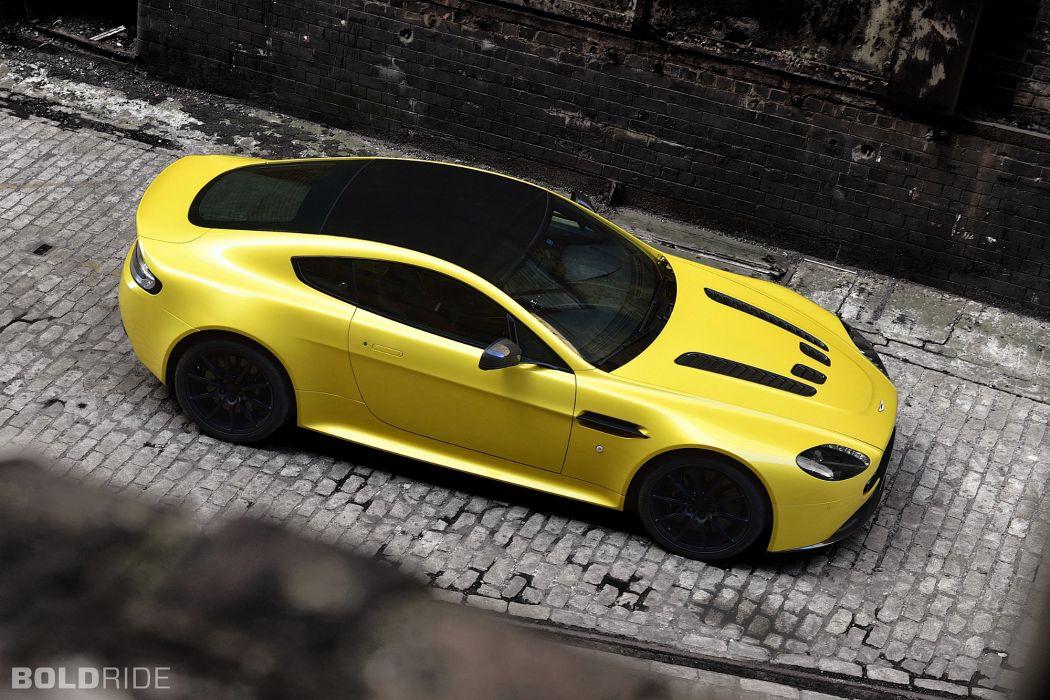 2014 Aston Martin V12 Vantage-S vantage supercar supercars   f wallpaper