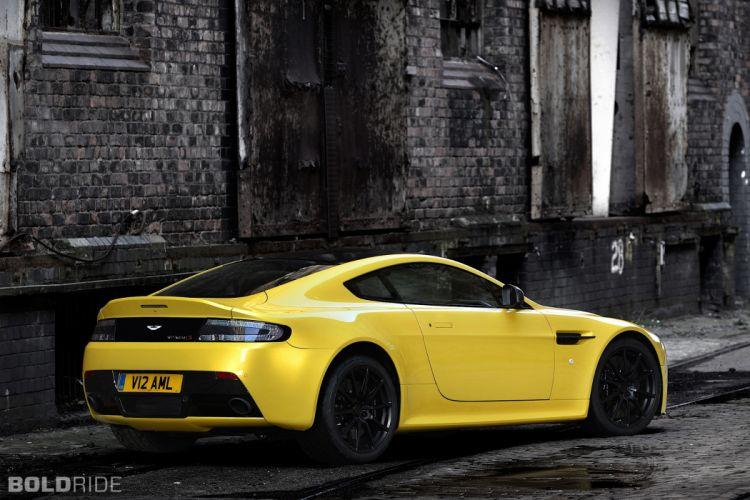 2014 Aston Martin V12 Vantage-S vantage supercar supercars q wallpaper
