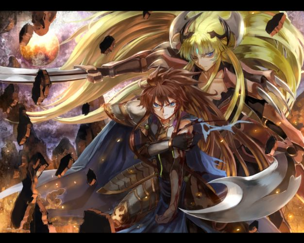 armor cardfight!! vanguard jojo no kimyou na bouken sword ultimate asuka weapon wink wallpaper