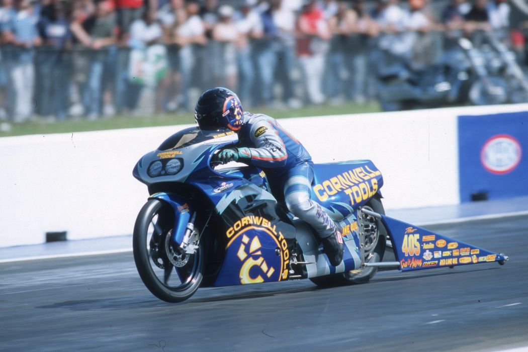Blaine Hale 2004 NHRA Pro Stock Bike pro-stock-bike motorcycle motorbike drag race racing wallpaper