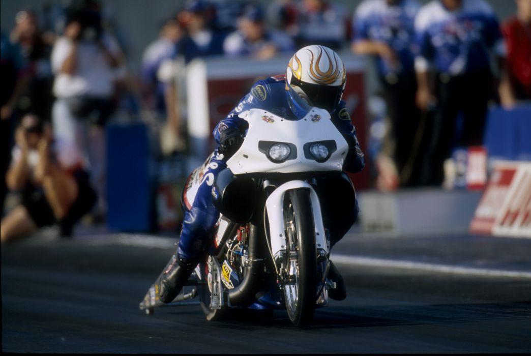 Chip Ellis 2004 NHRA Pro Stock Bike pro-stock-bike motorcycle motorbike drag race racing wallpaper