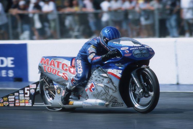 Craig Treble 2004 NHRA Pro Stock Bike pro-stock-bike motorcycle motorbike drag race racing wallpaper