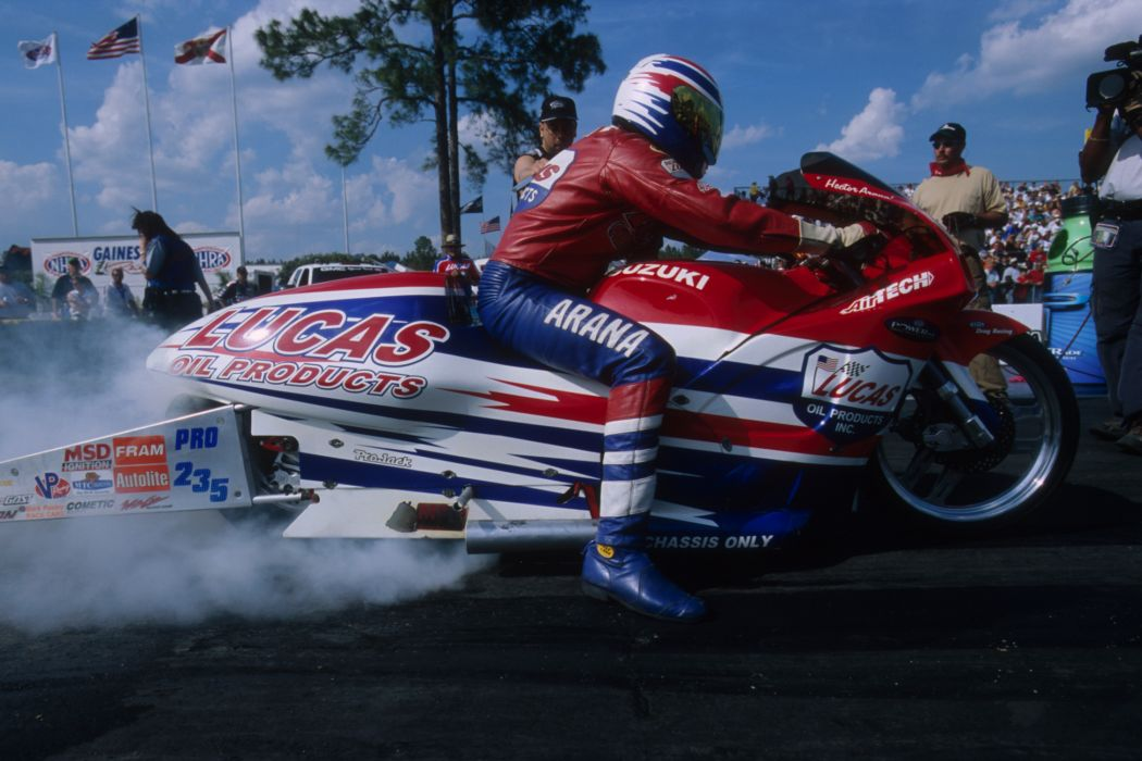 Hector Arana 2004 NHRA Pro Stock Bike pro-stock-bike motorcycle motorbike drag race racing wallpaper