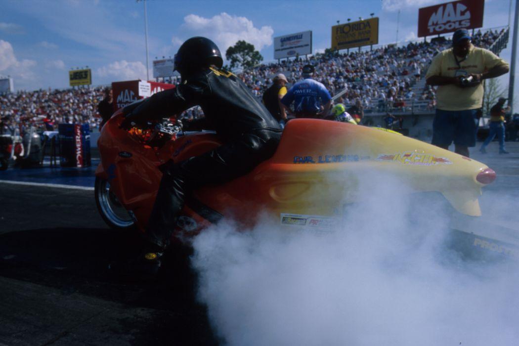 Jason Sullivan 2004 NHRA Pro Stock Bike pro-stock-bike motorcycle motorbike drag race racing wallpaper