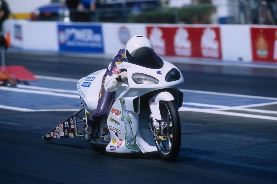 Karen Stoffer 2004 NHRA Pro Stock Bike pro-stock-bike motorcycle motorbike drag race racing wallpaper