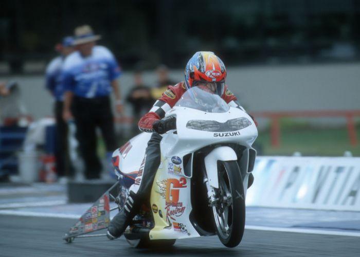 Matt Smith 2004 NHRA Pro Stock Bike pro-stock-bike motorcycle motorbike drag race racing wallpaper