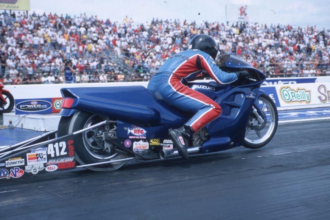 Michael Phillip 2004 NHRA Pro Stock Bike pro-stock-bike motorcycle motorbike drag race racing wallpaper