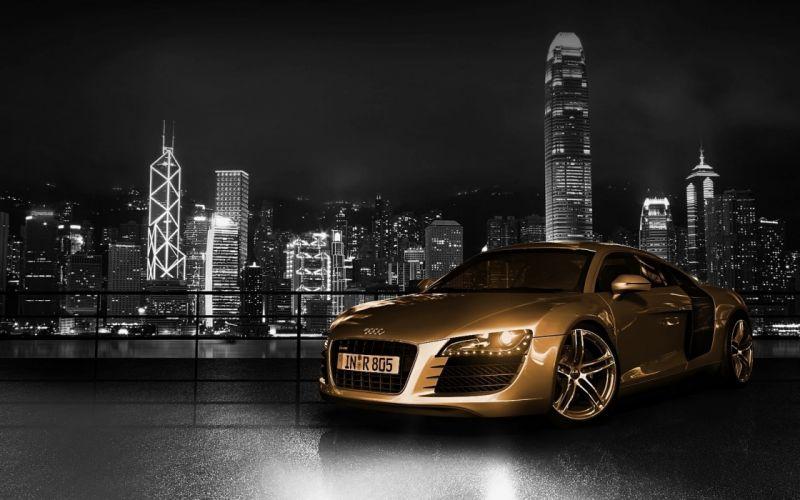 Audi R 8 wallpaper