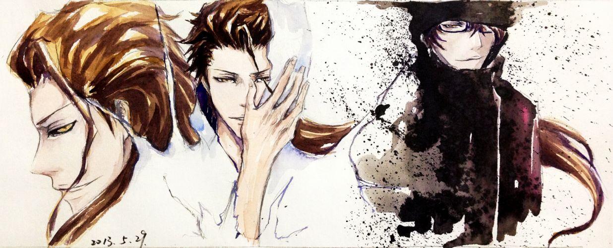 BLEACH Aizen Sousuke wallpaper