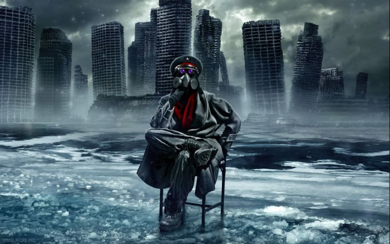 Heroes comics Romantically Apocalyptic Zombie Fantasy sci-fi futuristic d wallpaper