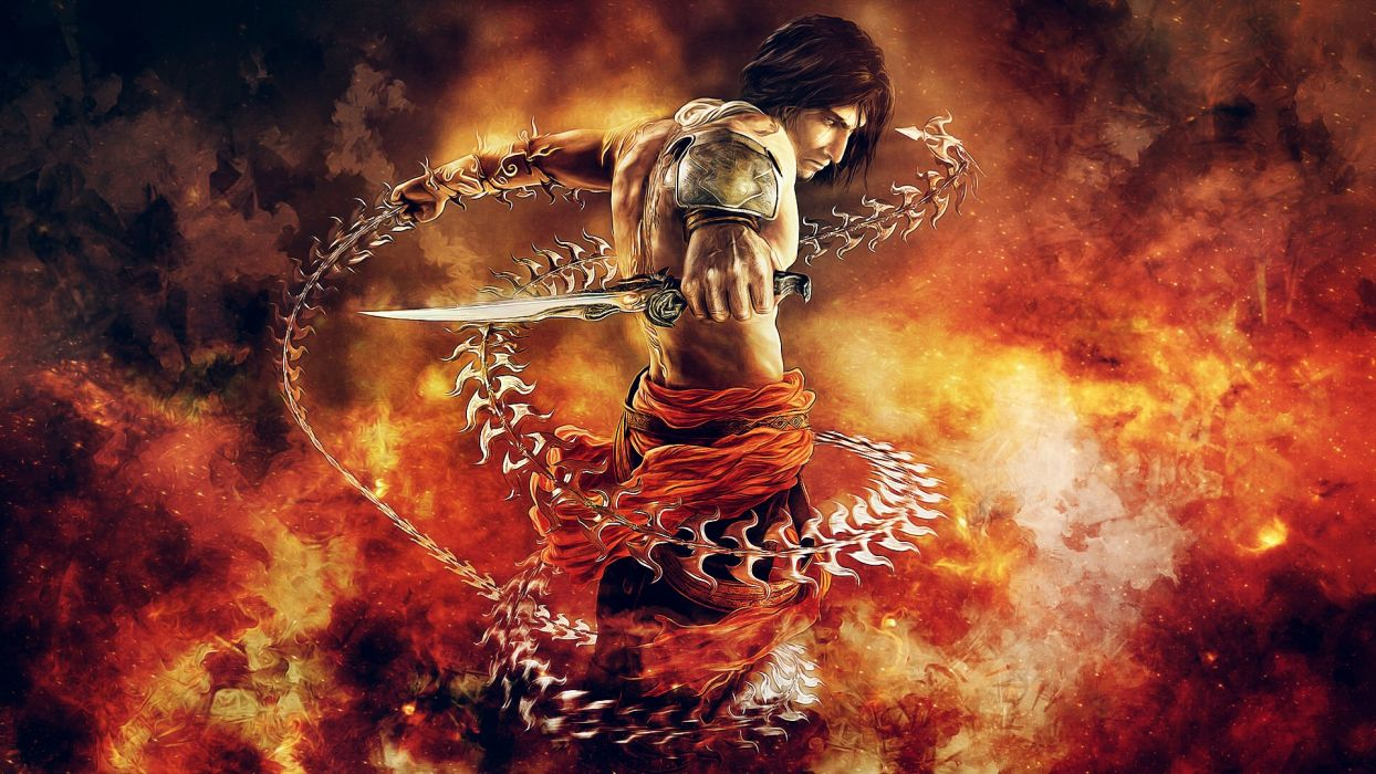 Prince of Persia Knife wallpaper