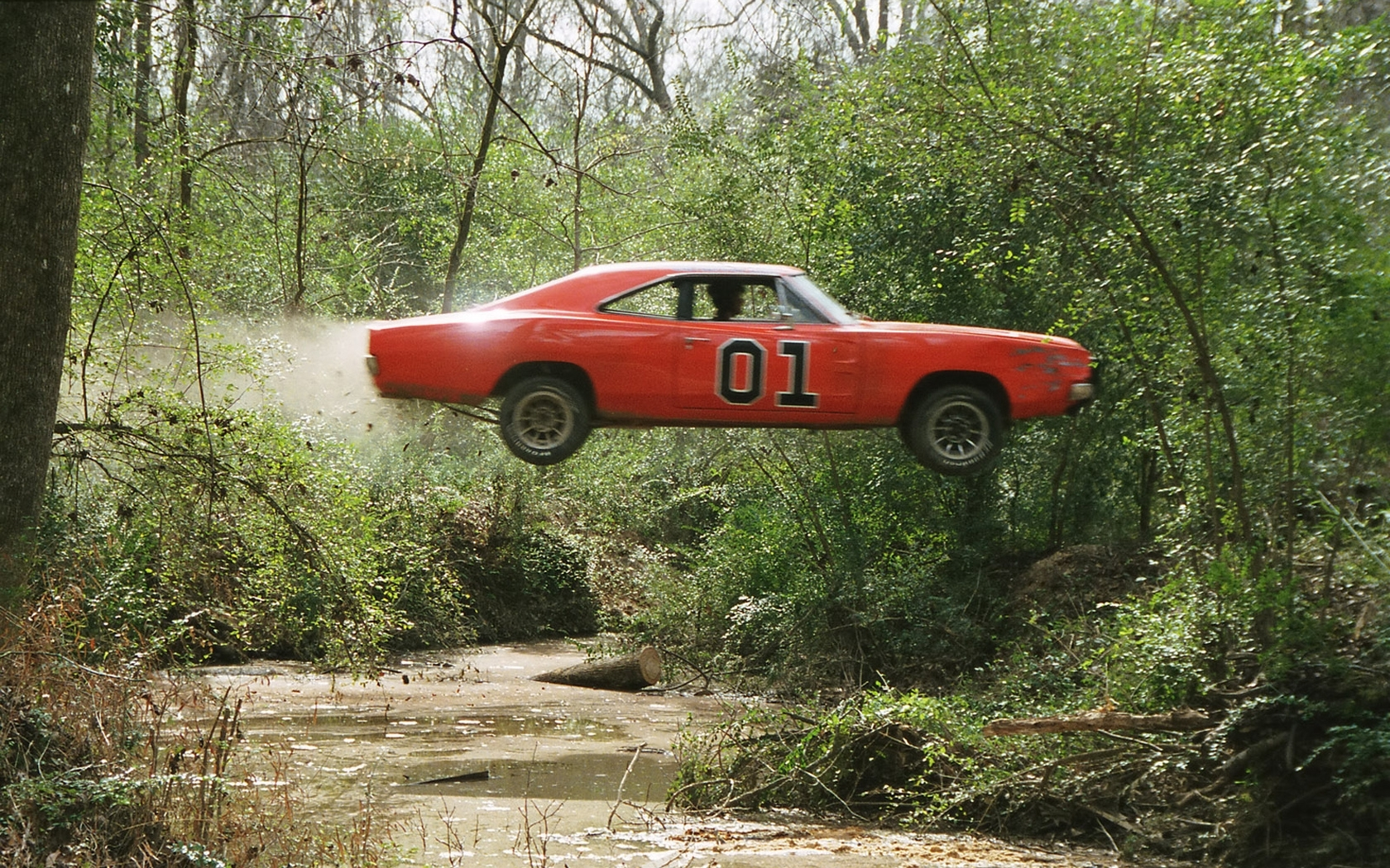 dukes of hazzard muscle dodge charger classic wallpaper