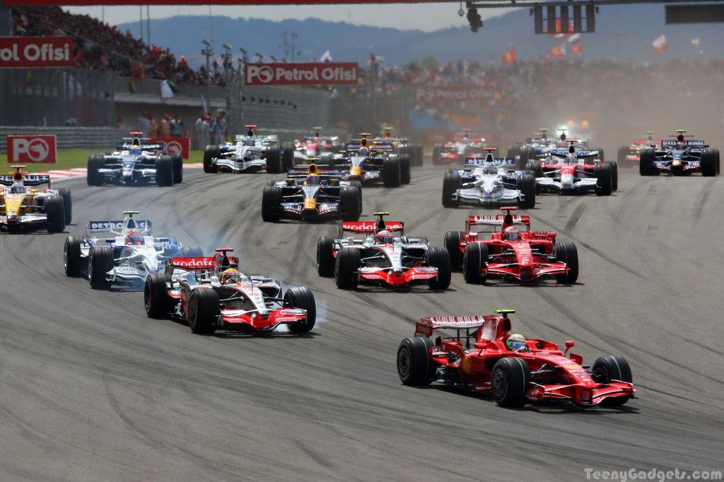 formula one formula-1 race racing f-1    r3 wallpaper