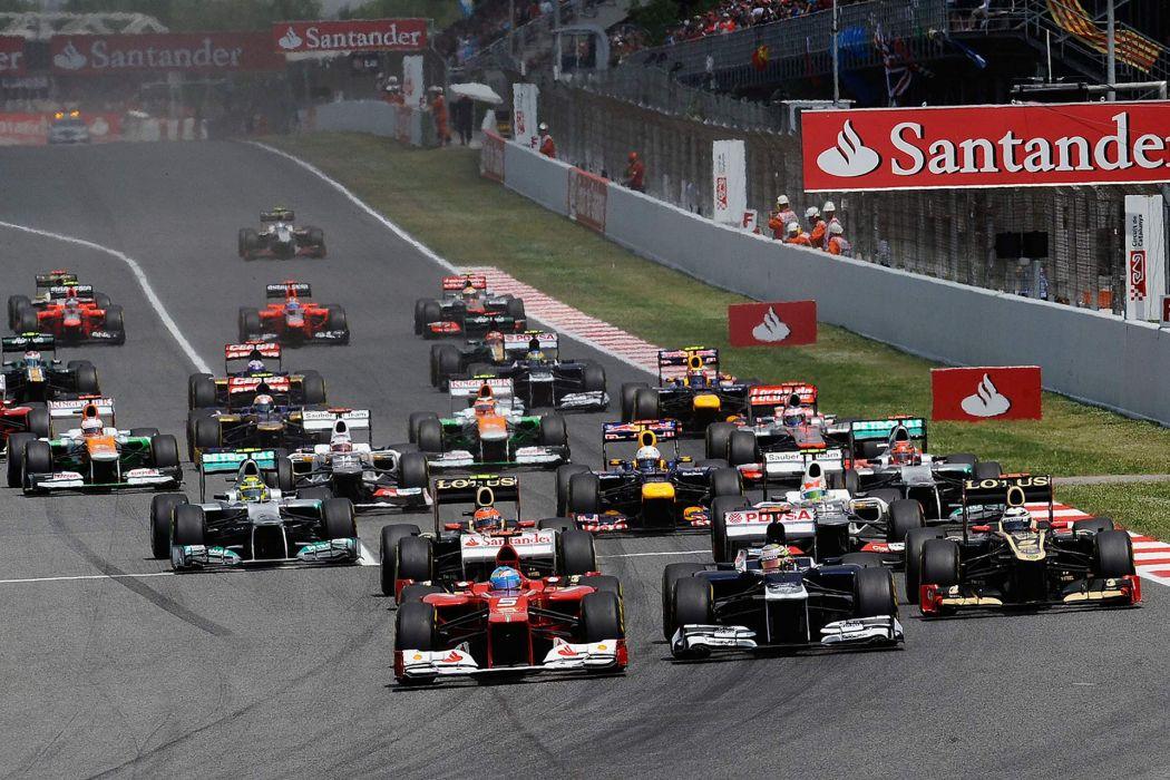 Grand Prix formula one formula-1 race racing f-1      e wallpaper