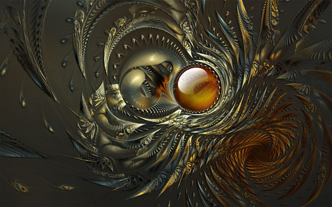 Abstraction 3D Graphics     f wallpaper