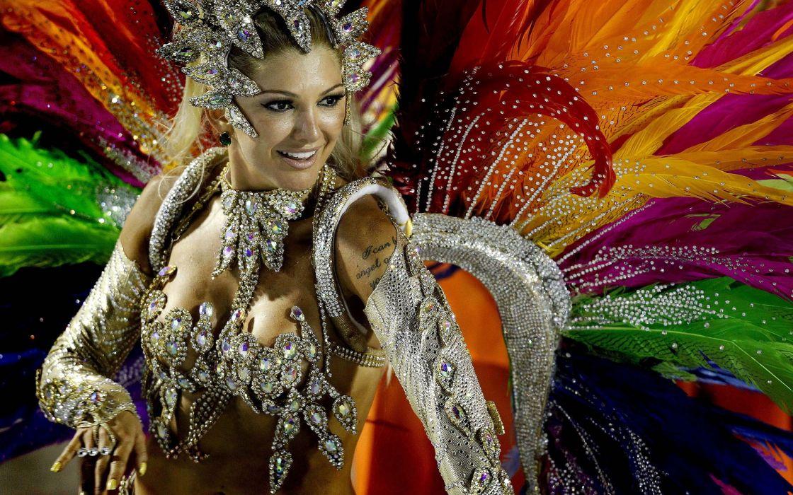 Brazil carnival samba wallpaper 1920x1200 97489 - Carnival wallpaper ...