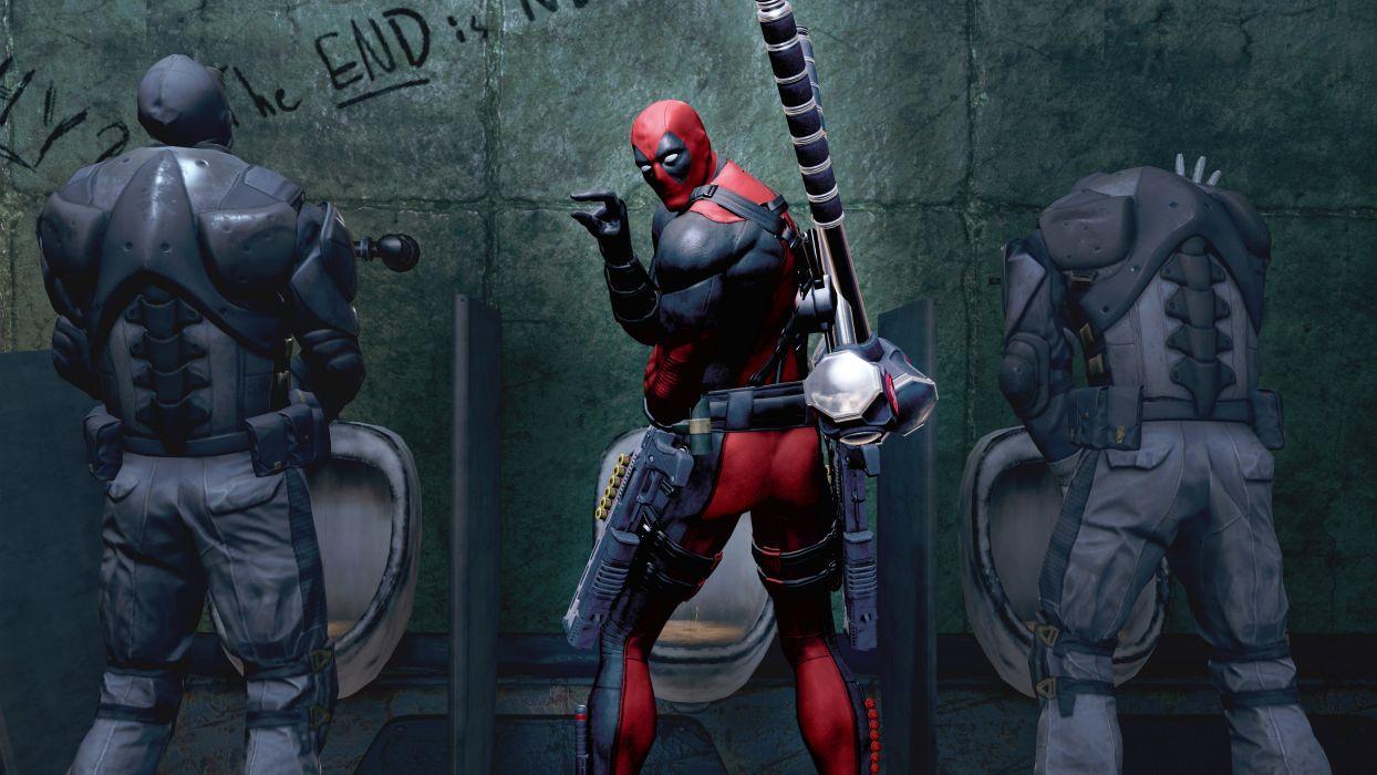 Deadpool comic comics wallpaper
