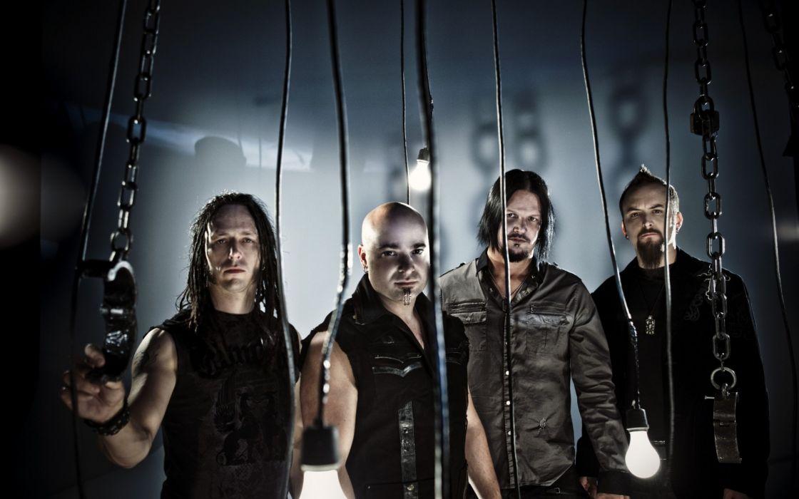 disturbed rock music rock disturbed nu-metal heavy metal wallpaper
