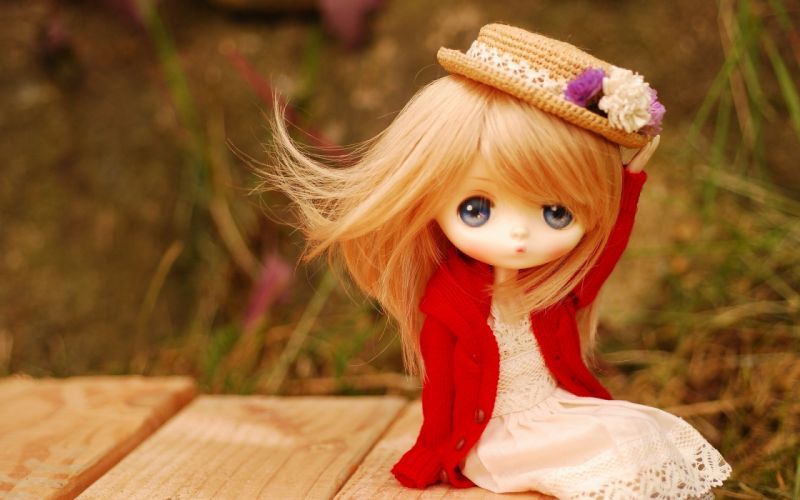 doll toy hat wallpaper