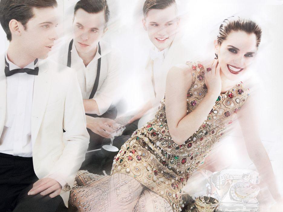 Emma Watson magazine Vogue r wallpaper