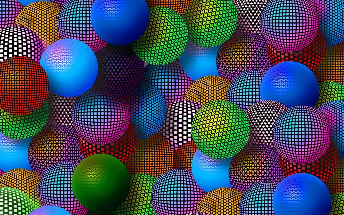 Geometry 3D Graphics    f wallpaper