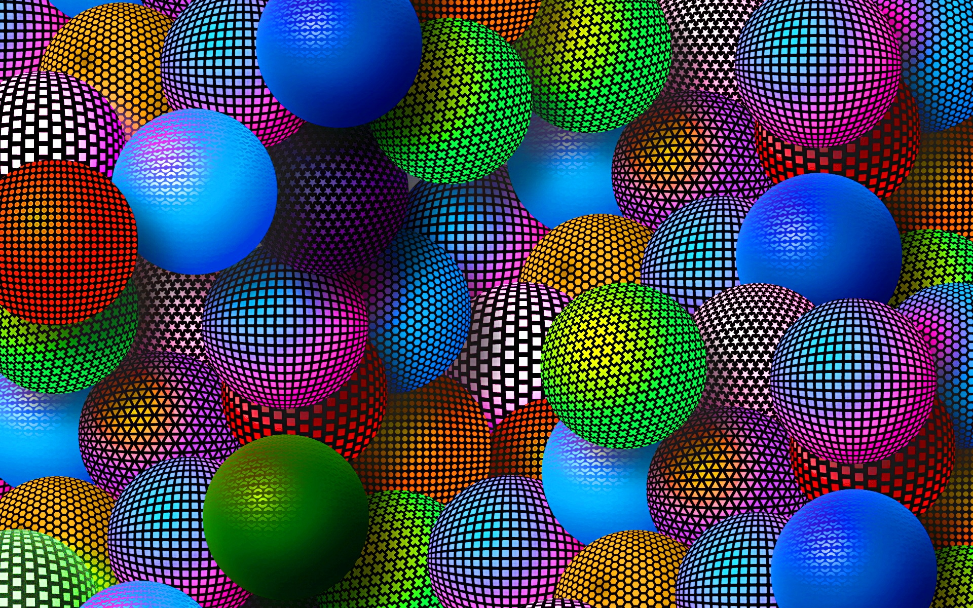 geometry 3d graphics f wallpaper 1920x1200 97583