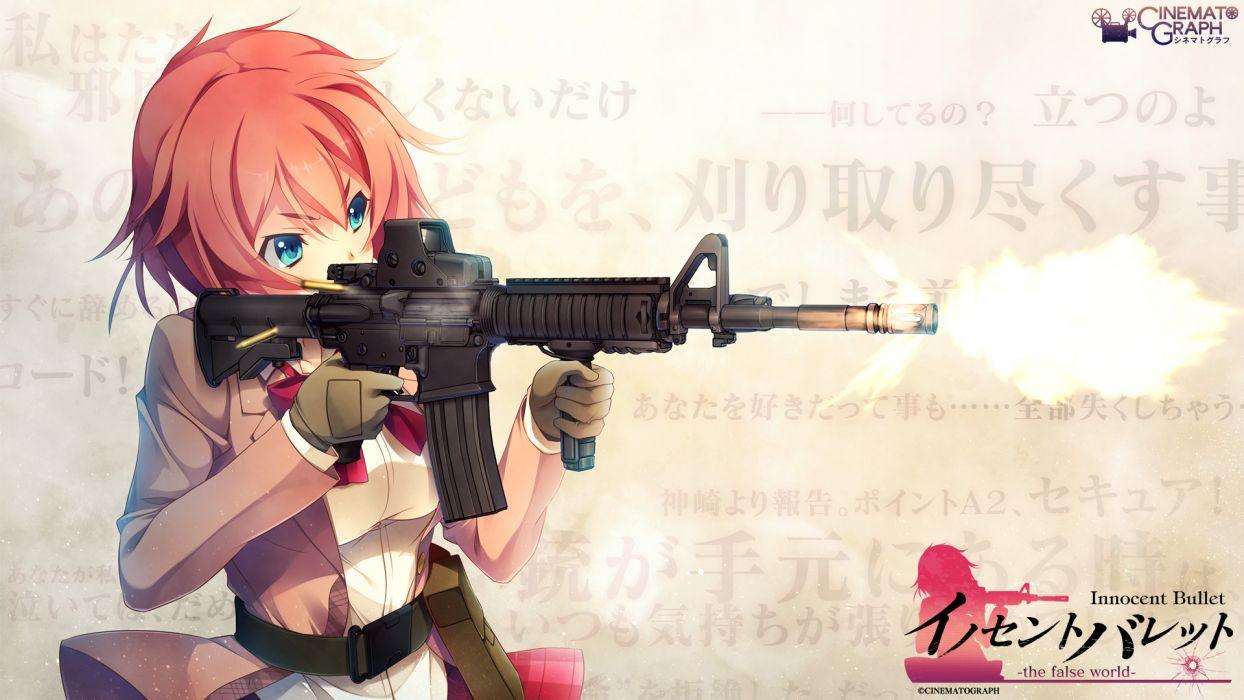 innocent bullet      r wallpaper