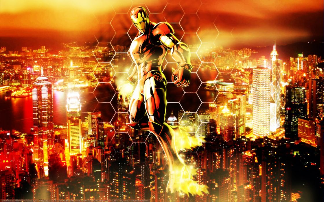 Iron Man Marvel Vs Capcom 3 comics comic superhero wallpaper