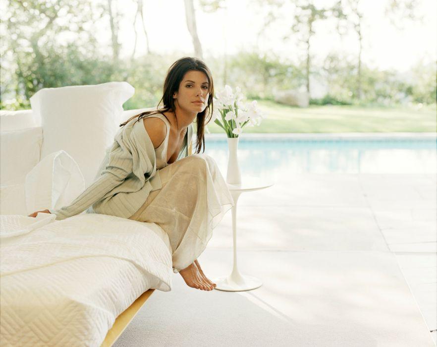 Sandra Bullock actress women   ds wallpaper