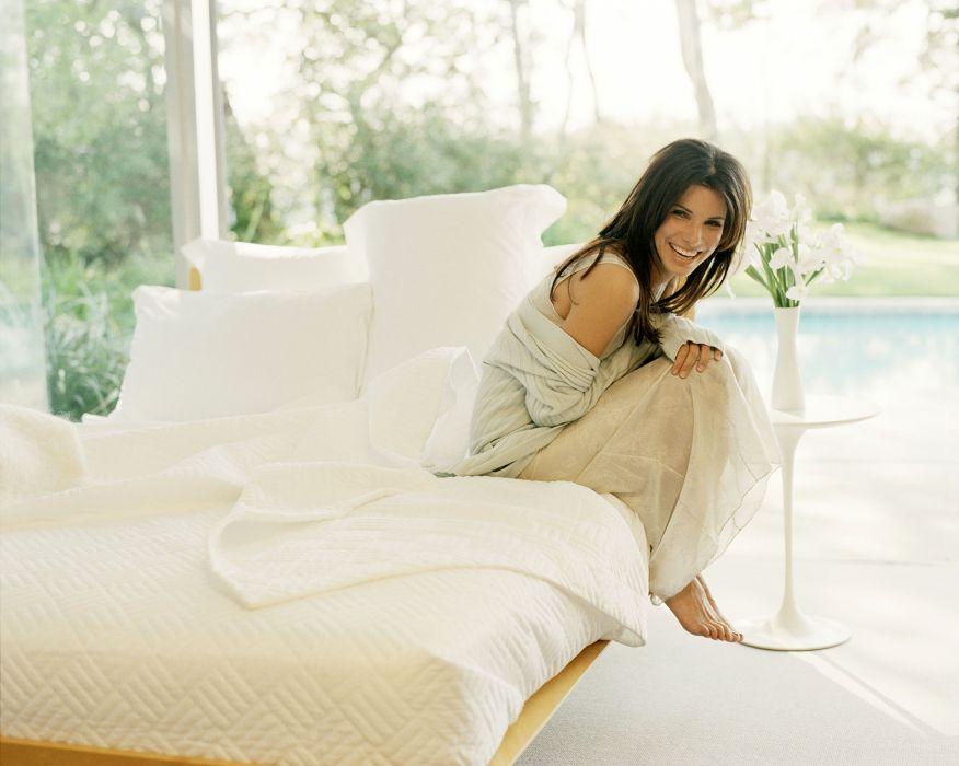 Sandra Bullock actress women   dv wallpaper