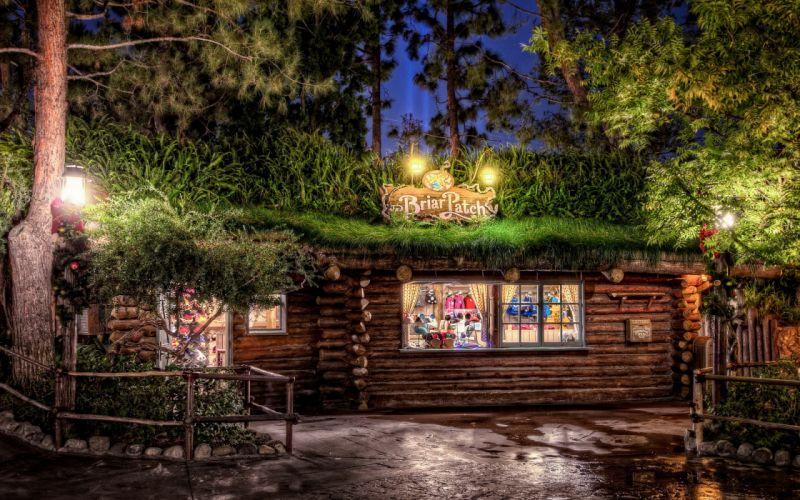 USA California Anaheim Disneyland wallpaper