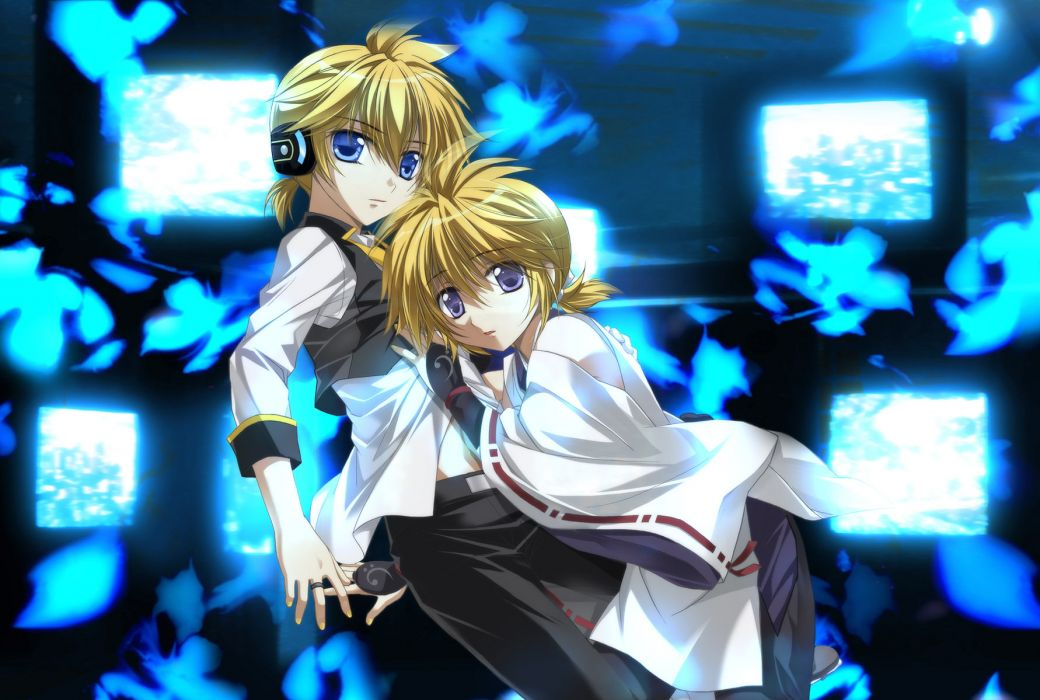Vocaloid Kagamine Len wallpaper