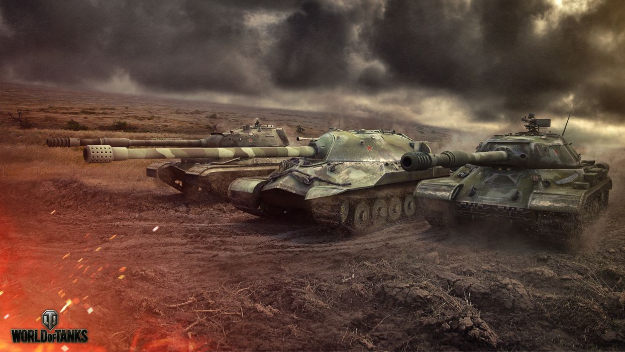 World of Tanks Tanks IS-7 IS-4 IS-8 military wallpaper