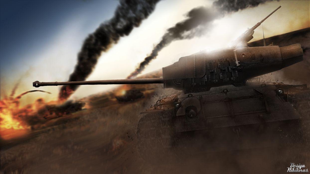 World of Tanks Tanks SuperPershing T26E4 Games military wallpaper