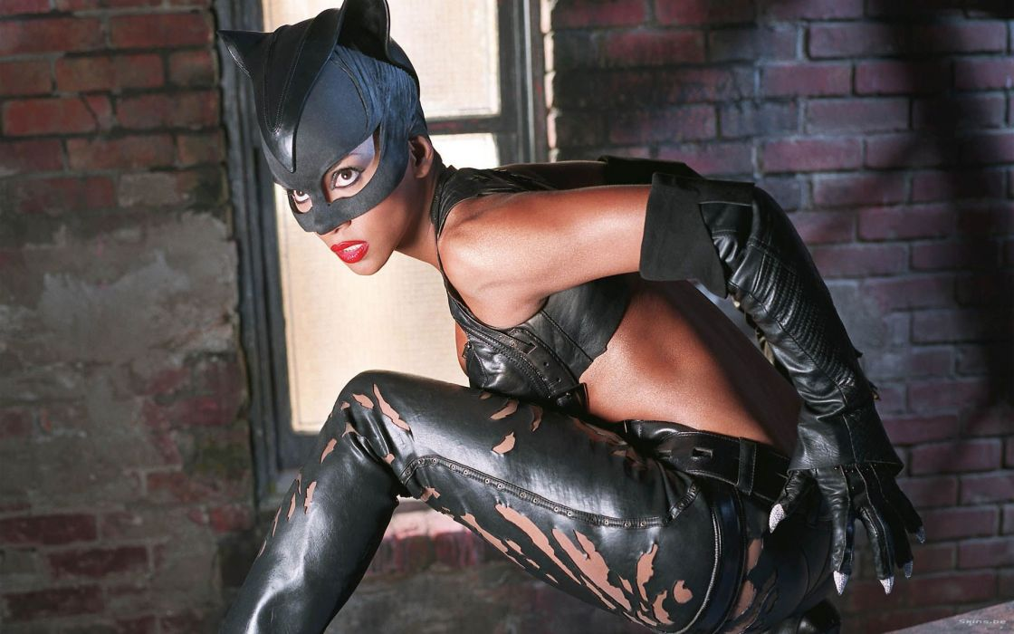 Berry Catwoman Cinema Collection Film Films Let Me Jerk 1