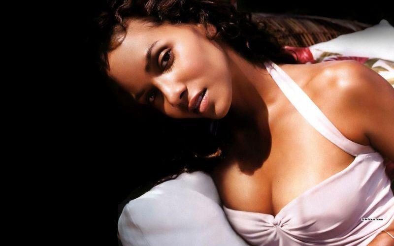 Halle Berry actress brunette women m wallpaper