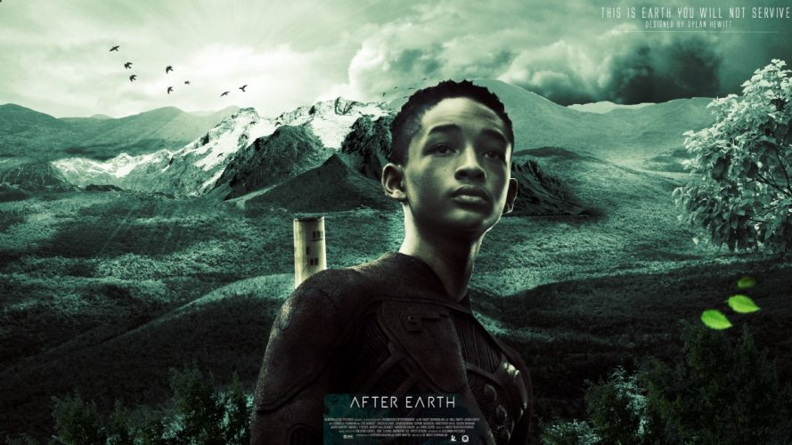 Jaden Smith After Earth 2013 after-earth r wallpaper