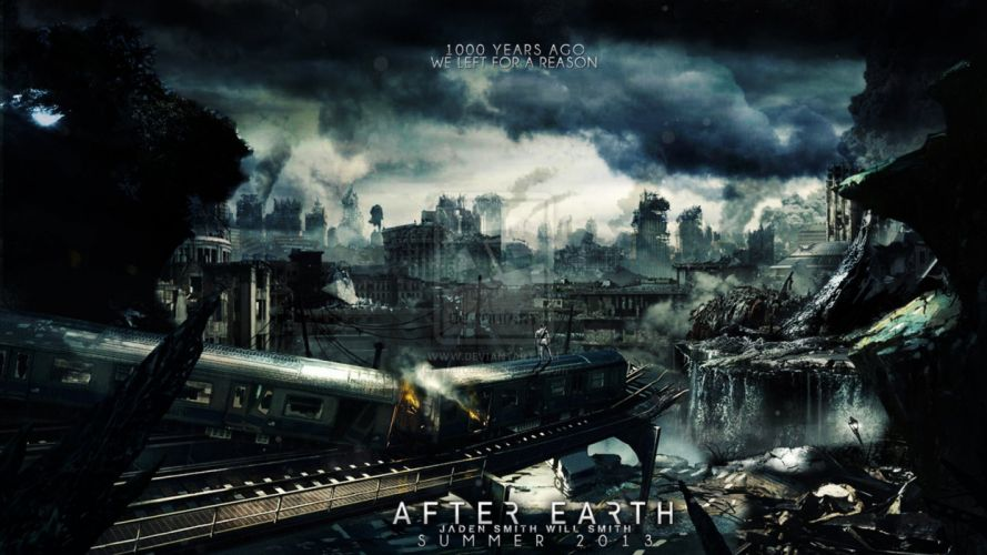 Jaden Smith After Earth 2013 after-earth v wallpaper