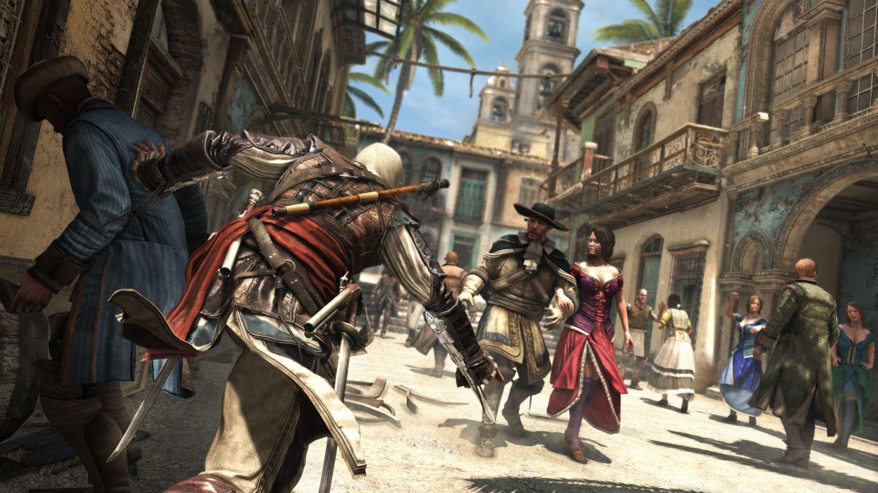 Assassin's Creed Warriors Street Games wallpaper