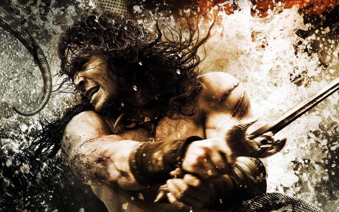 Conan the Barbarian 2011 Warriors Men Movies warrior wallpaper