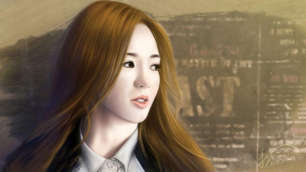 Hyoyeon SNSD 2013 wallpaper