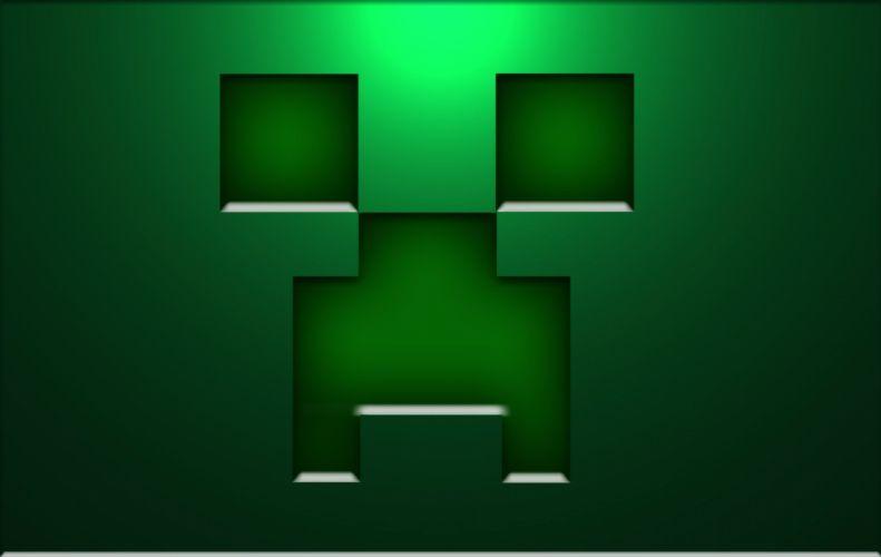 Minecraft game f wallpaper