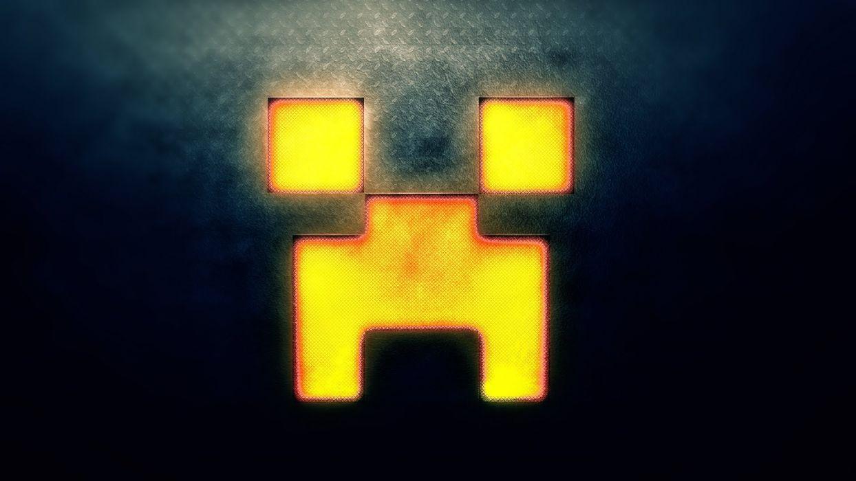 Minecraft game wallpaper