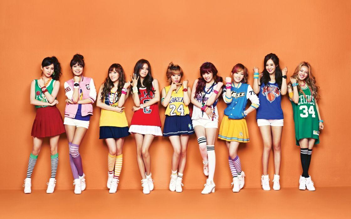SNSD 2013 Girls Generation wallpaper