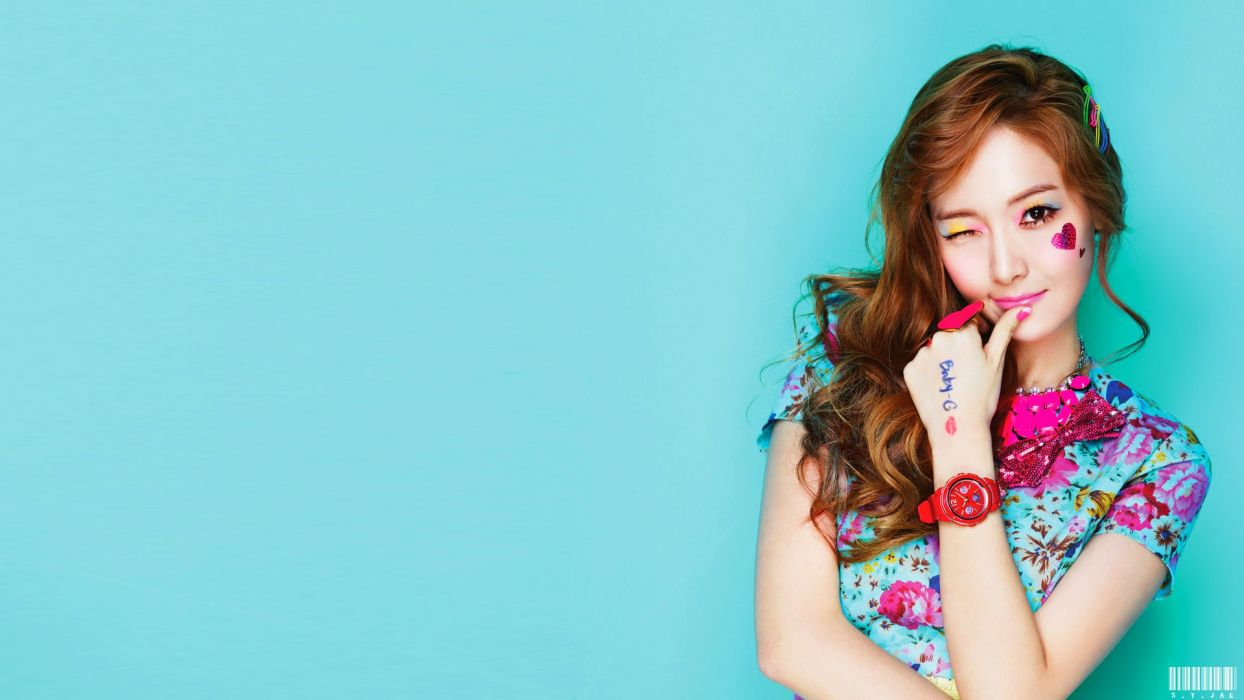 SNSD Jessica 2013 wallpaper