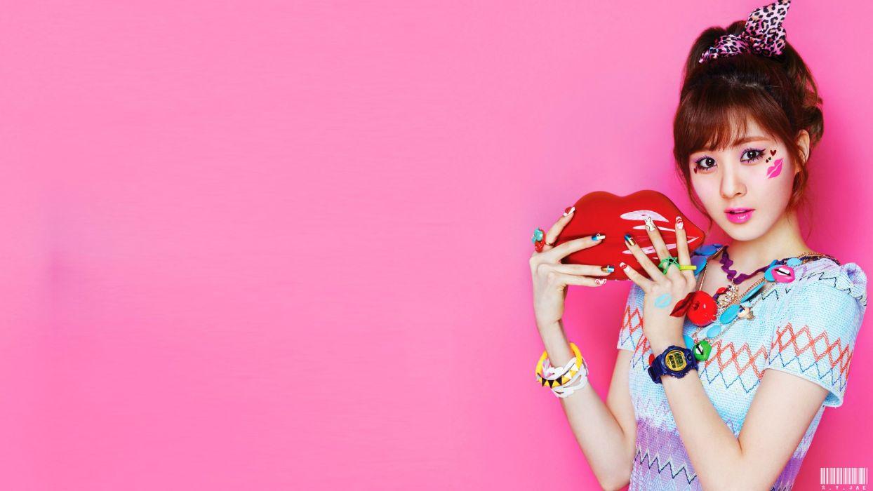 SNSD Seohyun 2013   f wallpaper