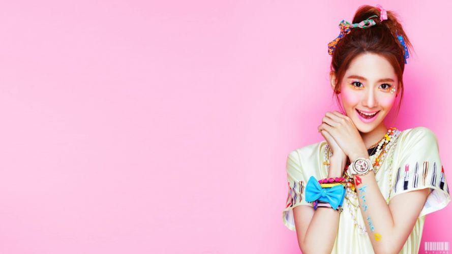 SNSD Yoona 2013 d wallpaper