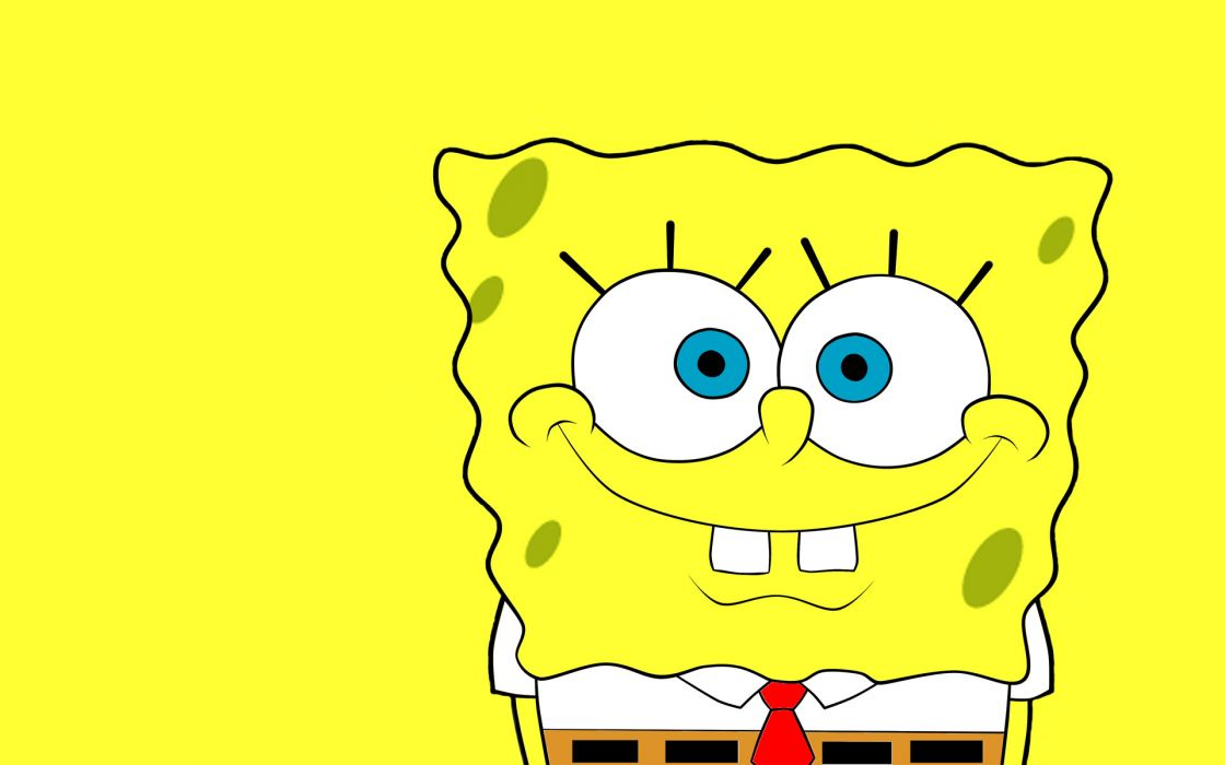 Spongebob Squarepants         f wallpaper