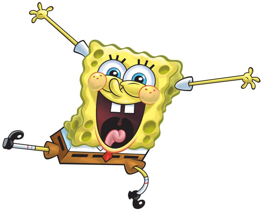 Spongebob Squarepants   d wallpaper