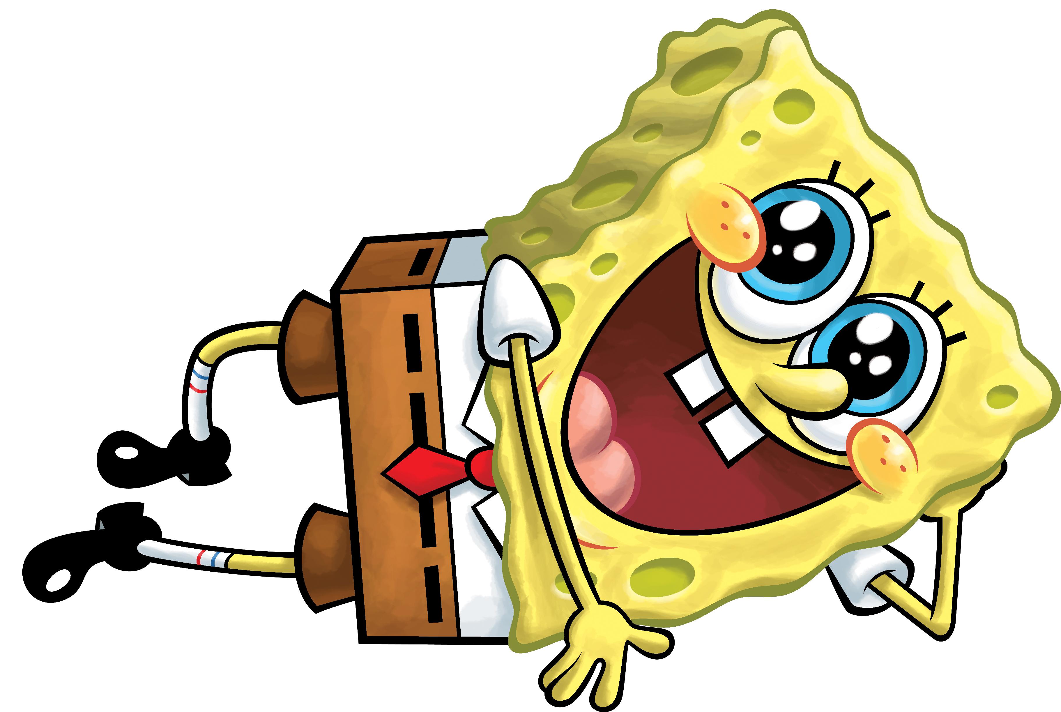 Spongebob Squarepants tw wallpaper | 3644x2445 | 98264 ...